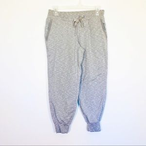 Athleta Ankle Joggers Womens Size XS Gray